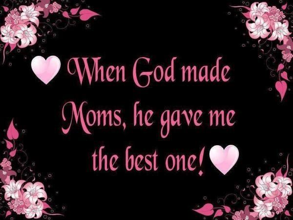Cute Mom Quote 4 Picture Quote #1