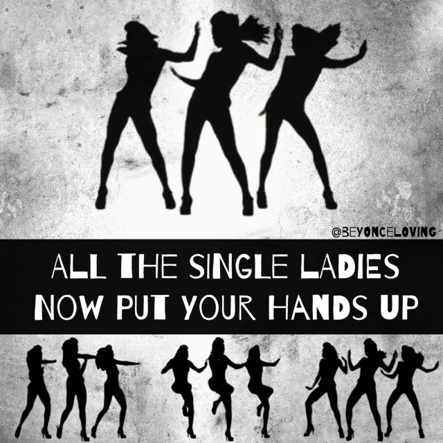 Beyonce Single Ladies Quote 2 Picture Quote #1