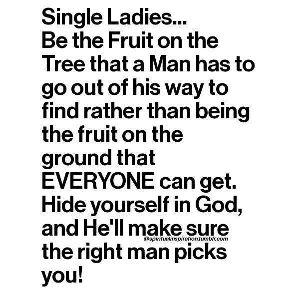 Single Ladies Quote 3 Picture Quote #1