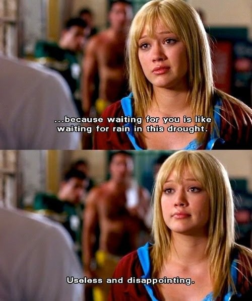 The Perfect Man Hilary Duff Movie Quote 1 Picture Quote #1