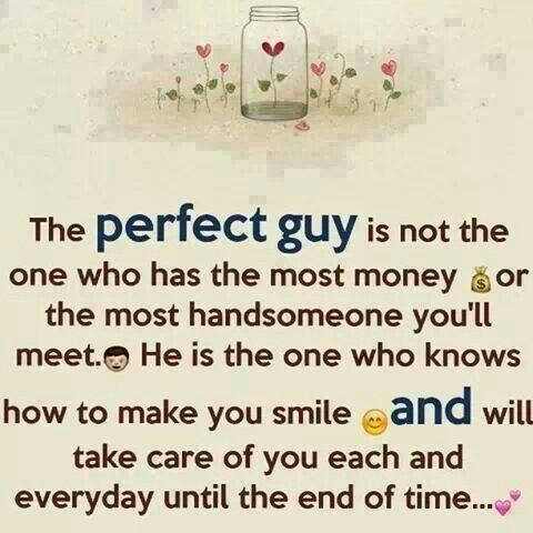 Perfect Man Quote 2 Picture Quote #1