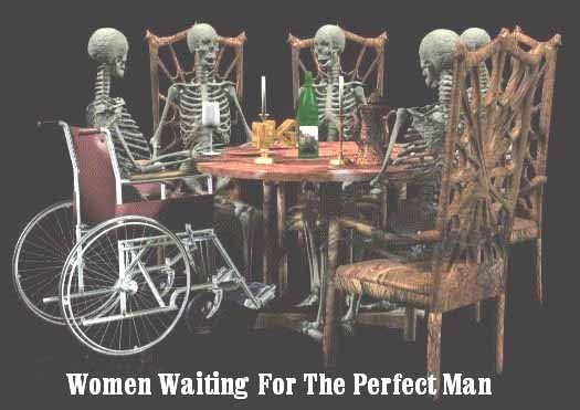 Funny Quote Perfect Man 1 Picture Quote #1
