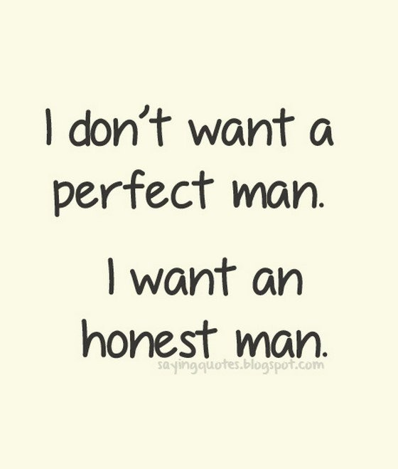 Perfect Man Quote 5 Picture Quote #1