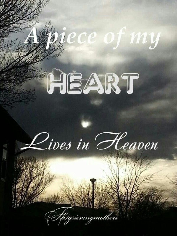 Piece Of My Heart Quote 1 Picture Quote #1