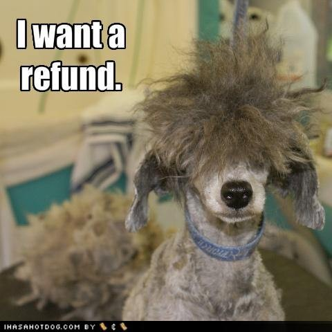 Funny Haircut Quote 7 Picture Quote #1