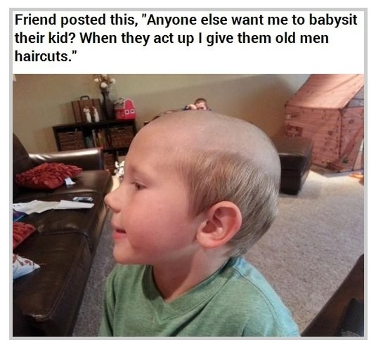 Funny Haircut Quote 9 Picture Quote #1