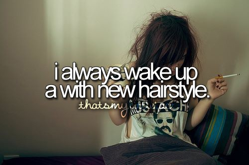 Funny Hair Quote 6 Picture Quote #1