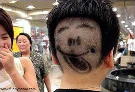 New Funny Haircut Quote 6 Picture Quote #1