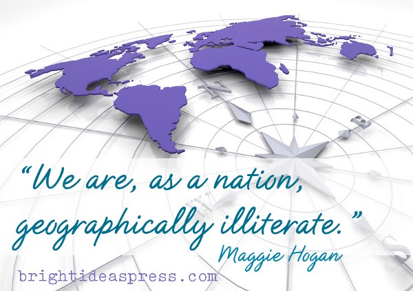 Geography Quote 2 Picture Quote #1