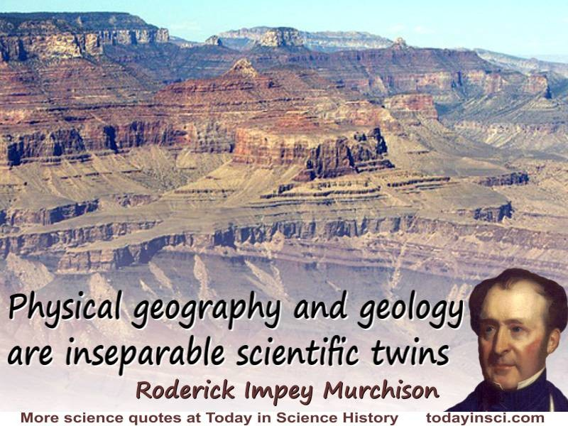 Geography Quote 7 Picture Quote #1
