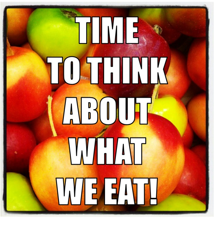 Healthy Food Quote 5 Picture Quote #1