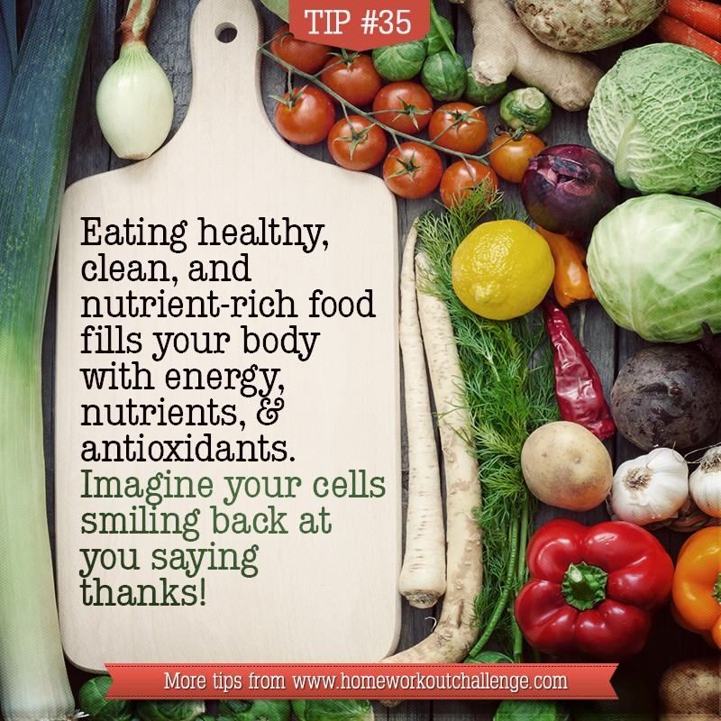 Healthy Food Quote 9 Picture Quote #1
