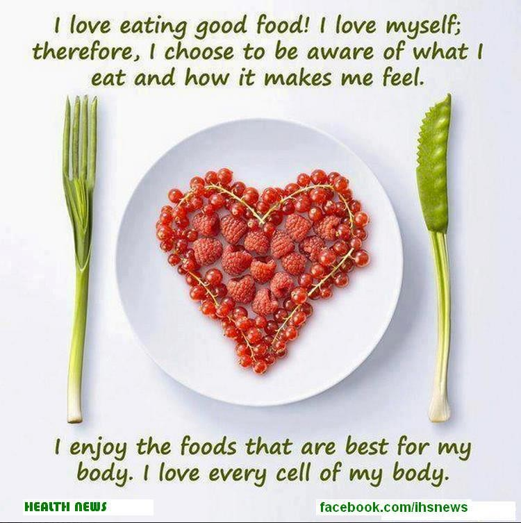 Healthy Food Quote 10 Picture Quote #1