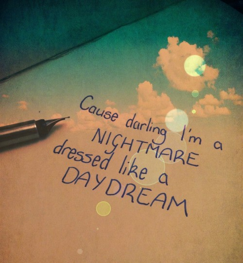 Daydreaming Quote 4 Picture Quote #1