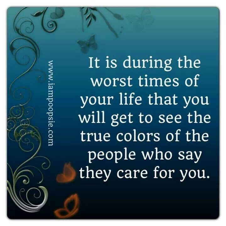 Getting Through Bad Times Quote 1 Picture Quote #1