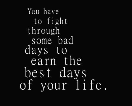 Bad Times Quote 2 Picture Quote #1