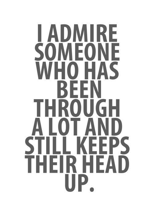 Admire Quote 1 Picture Quote #1