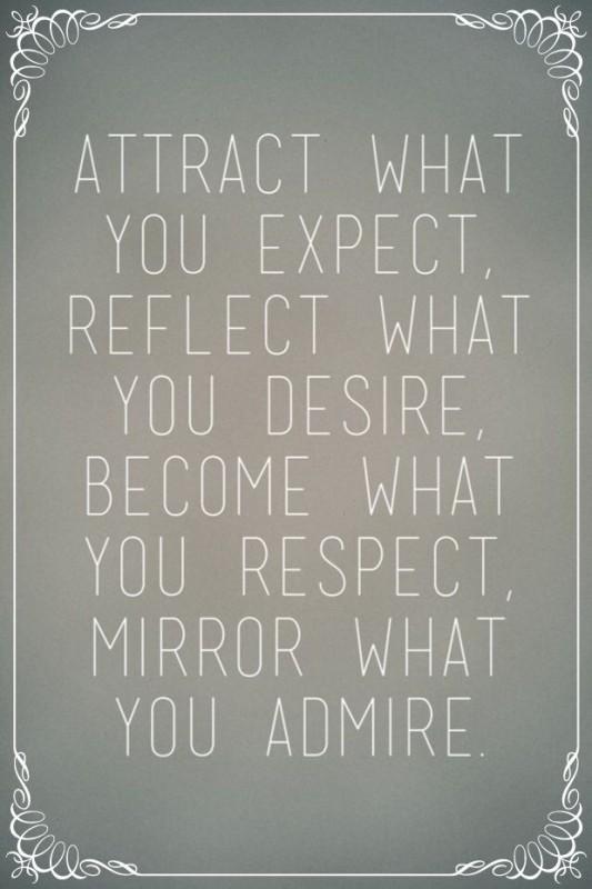 Admire Quote 4 Picture Quote #1