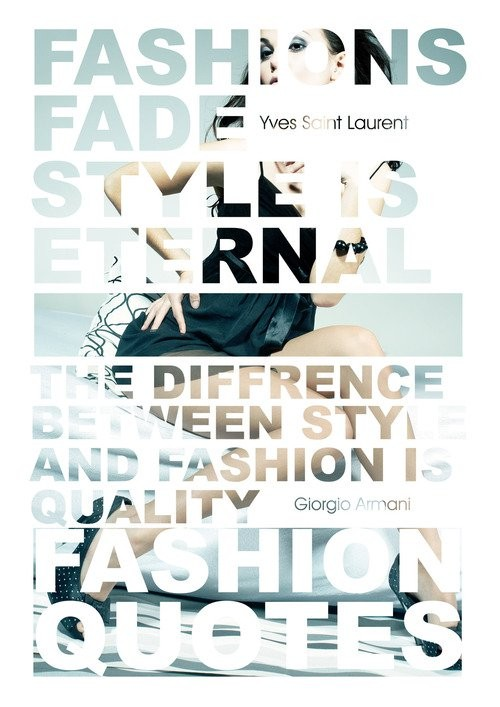 Fashion Designer Quote 6 Picture Quote #1