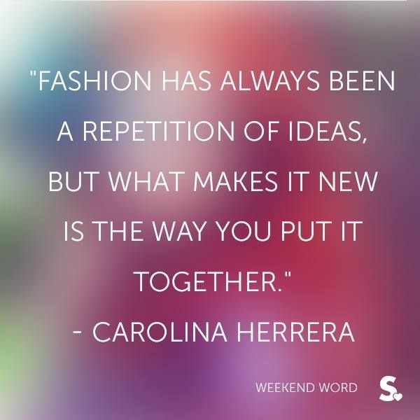 Fashion Designer Quote 8 Picture Quote #1