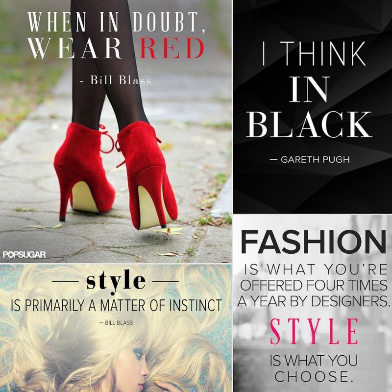 Fashion Designer Quote 9 Picture Quote #1