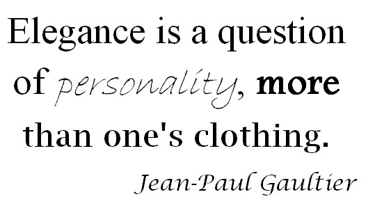 Famous Fashion Designer Quote 5 Picture Quote #1