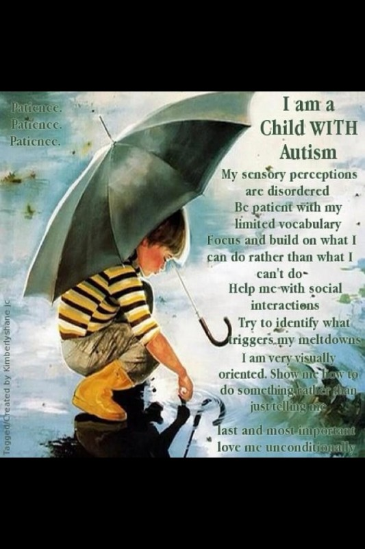 Autism Special Education Quote 1 Picture Quote #1