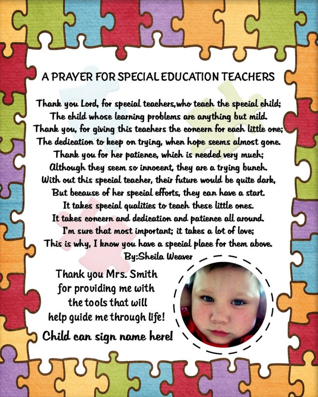 Special Education Quote 8 Picture Quote #1