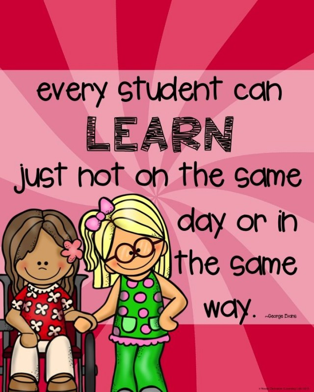 Special Education Quote 12 Picture Quote #1