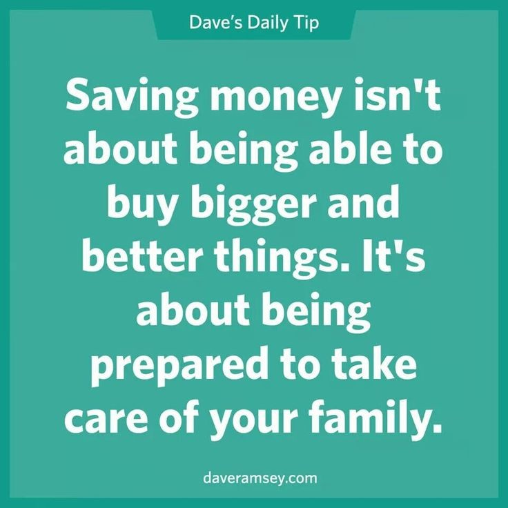 Inspirational Quote About Saving Money 1 Picture Quote #1