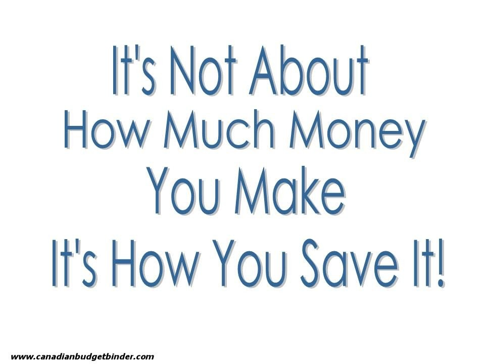 Saving Money Quote 8 Picture Quote #1
