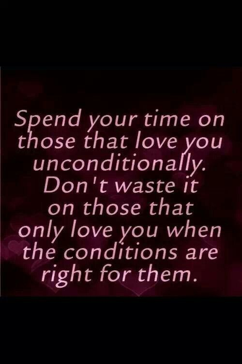 Dont Waste My Time Quote 6 Picture Quote #1
