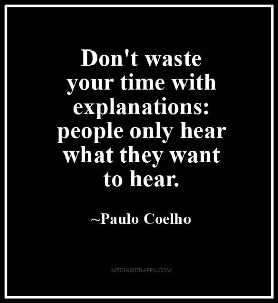 Dont Waste Your Time Quote 1 Picture Quote #1