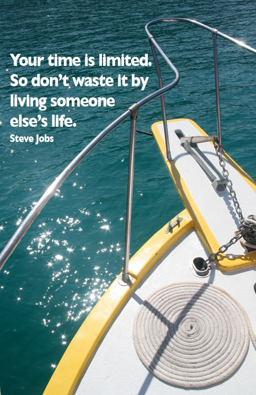 Dont Waste Your Time Quote 2 Picture Quote #1
