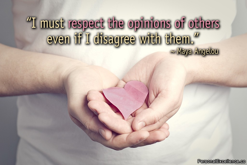 Respect Others Quote 3 Picture Quote #1
