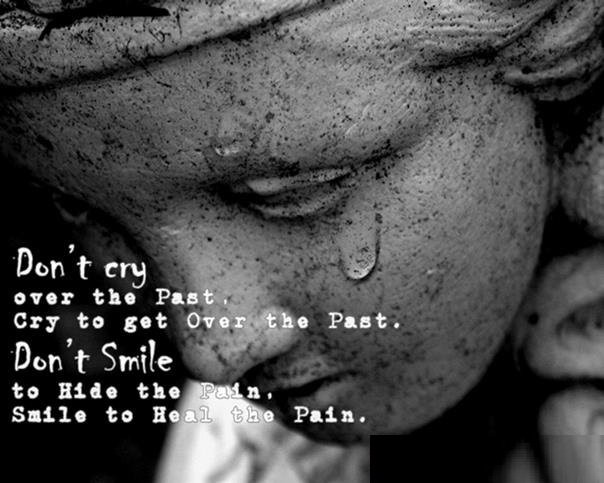 Dont Cry Quote 1 Picture Quote #1