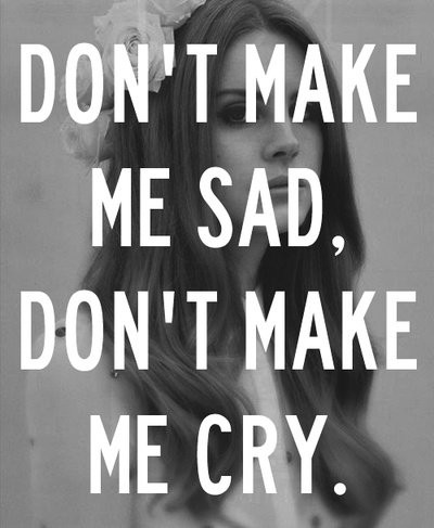 Dont Cry For Me Quote 1 Picture Quote #1