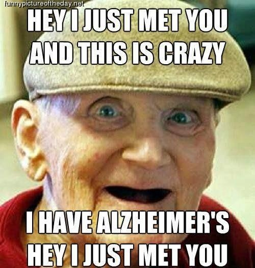 Crazy Old People Pictures Quote 1 Picture Quote #1