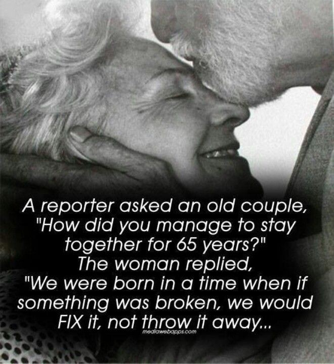 Old People Quote 4 Picture Quote #1