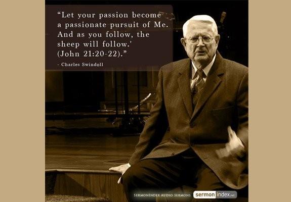 Chuck Swindoll Quote 3 Picture Quote #1