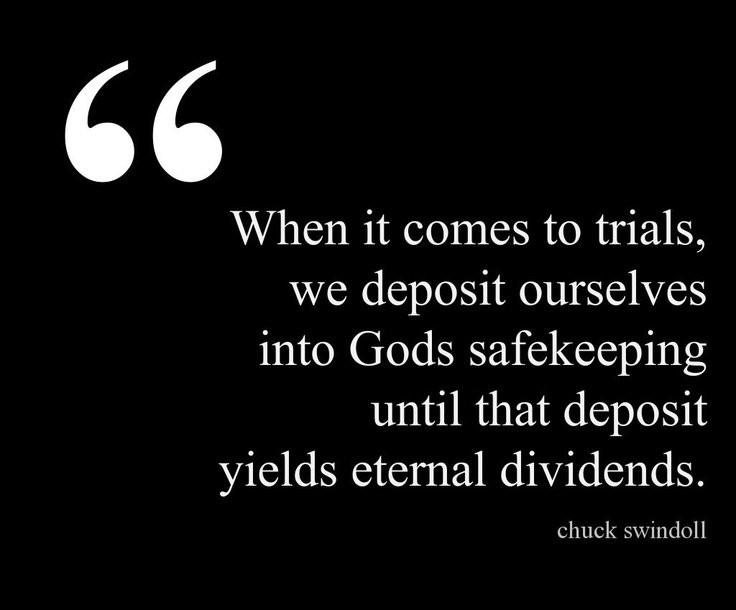 Chuck Swindoll Quote 4 Picture Quote #1
