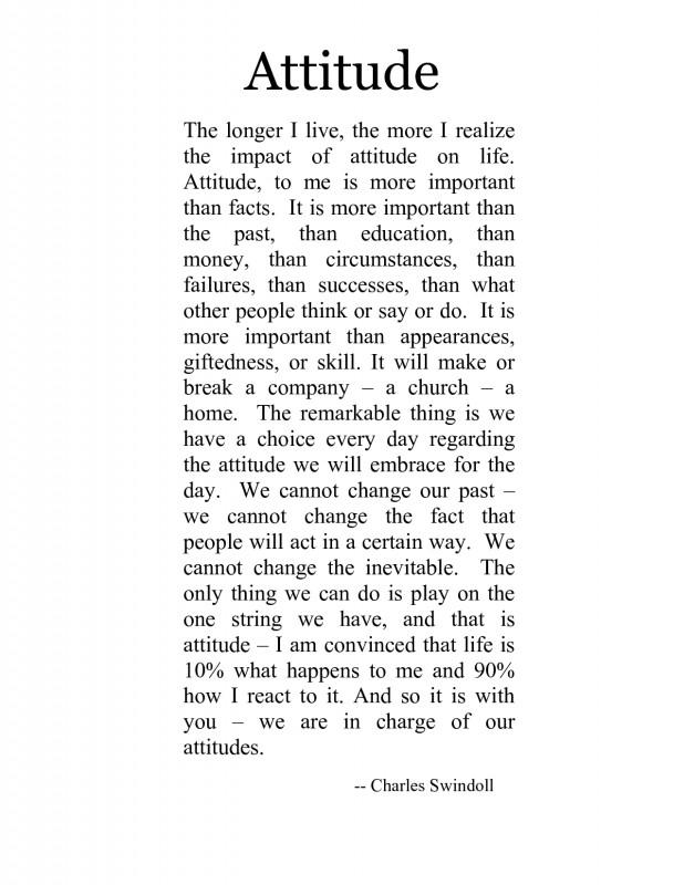 Chuck Swindoll Quote 15 Picture Quote #1