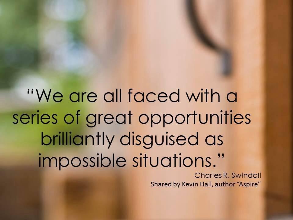 Chuck Swindoll Quote 17 Picture Quote #1