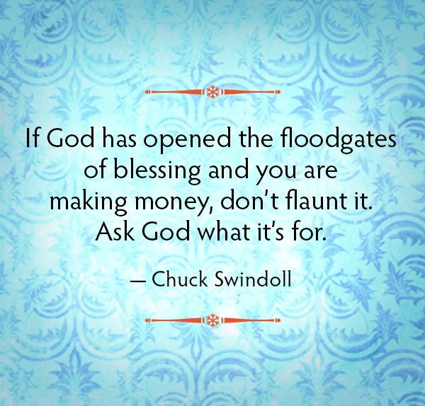 Chuck Swindoll Quote 30 Picture Quote #1