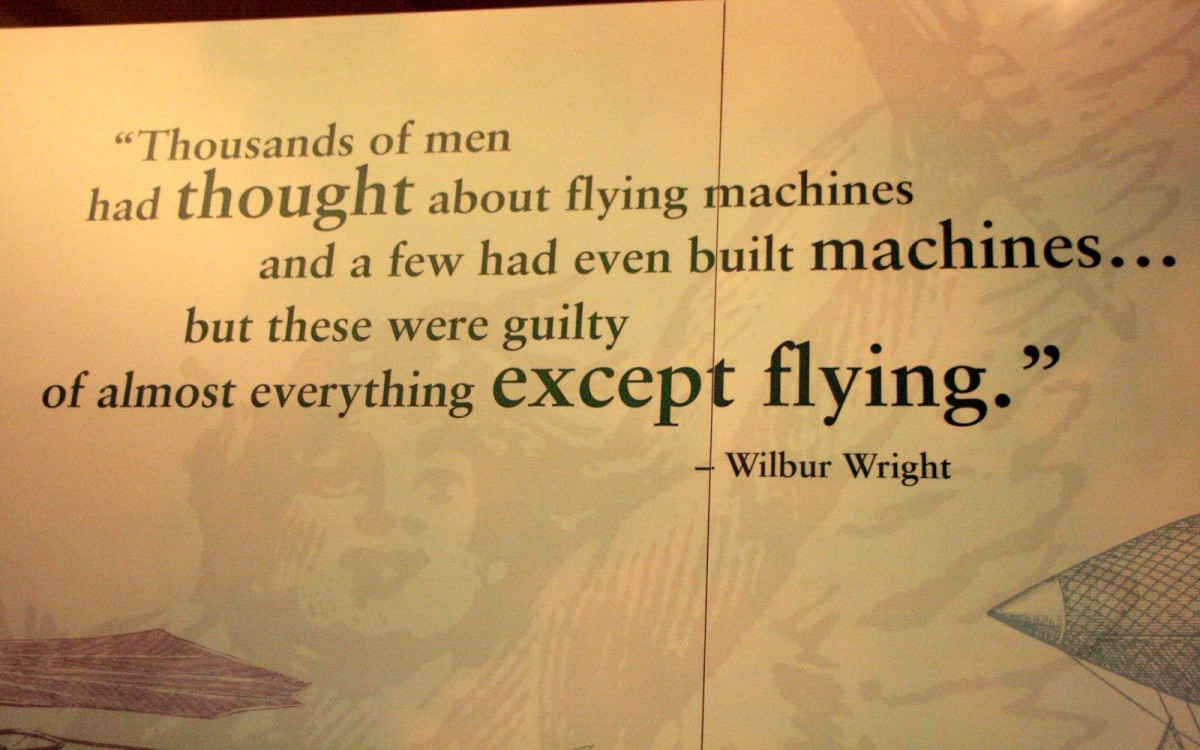The Wright Brothers Quotes Wright Brothers Quote  Quote Number 707815  Picture Quotes