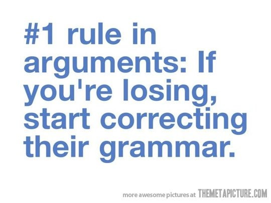 Grammar Quote 7 Picture Quote #1