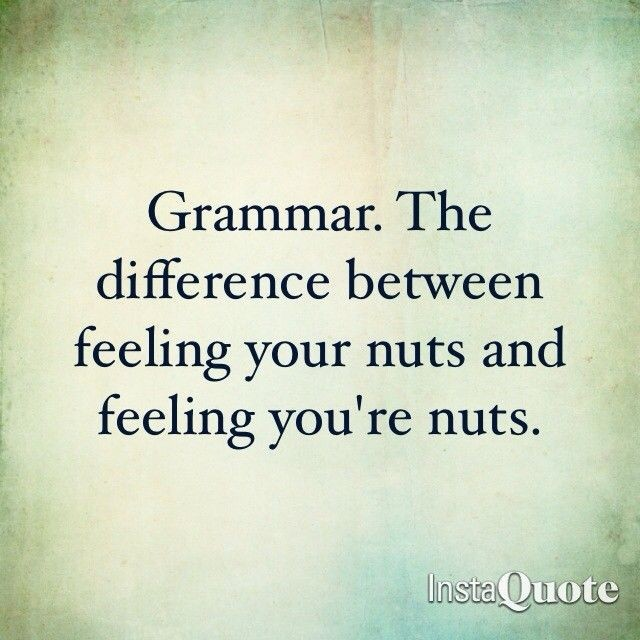 Grammar Quote 9 Picture Quote #1