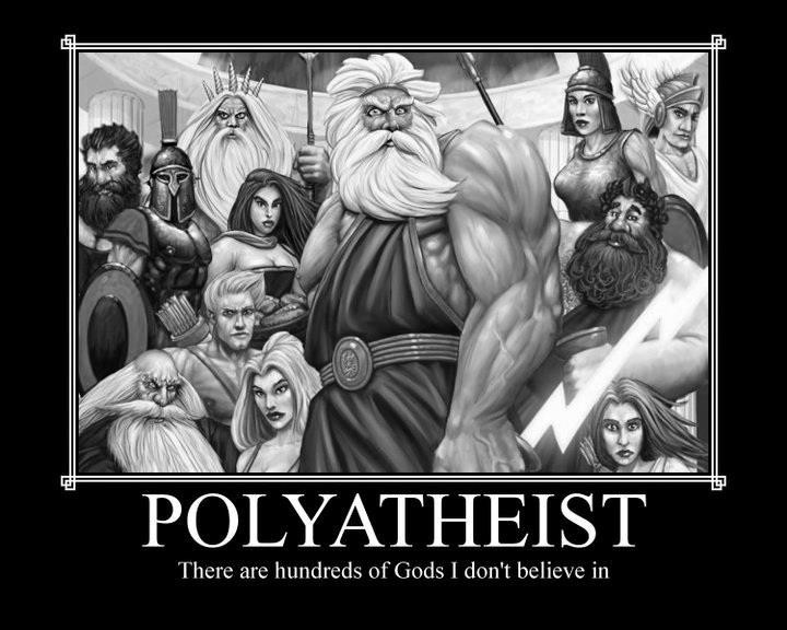 Famous Atheist Quote 3 Picture Quote #1