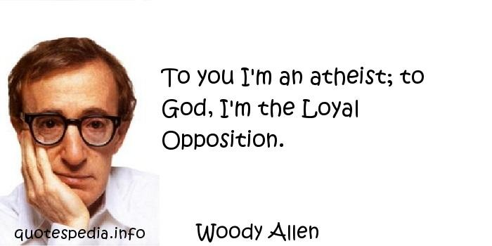 Famous Atheist Quote 4 Picture Quote #1