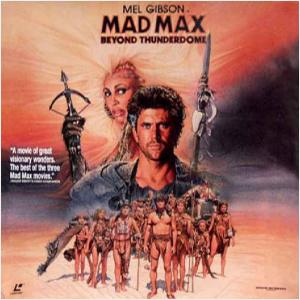 The Outcrier (Mad Max) - Works | Archive of Our Own